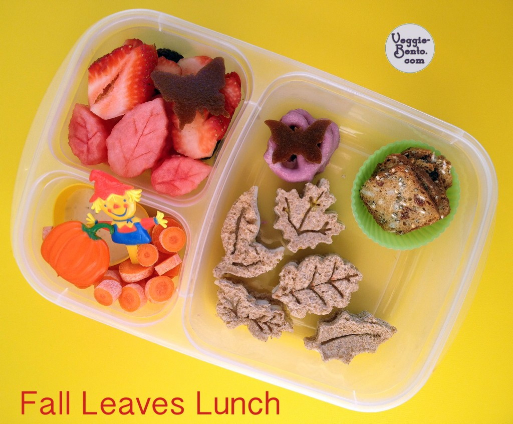 Fall Leaves Lunch