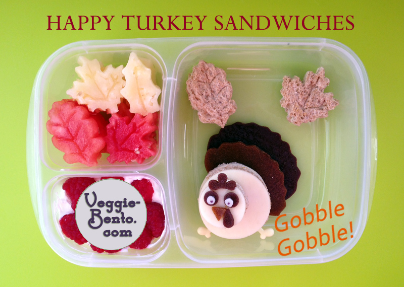 Vegetarian turkey sandwich