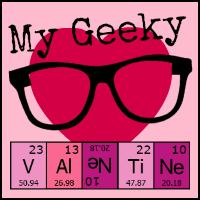 My Geeky Valentine blog hop
